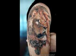 cool half sleeve picture tattoos chest design idea for