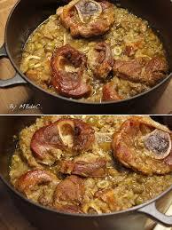 comment cuisiner le jarret de veau tajine de jarret de veau au citron et aux olives recettes