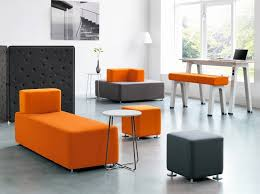 Reception Furniture For Collaborative Lounge Meeting Areas - Office lounge furniture
