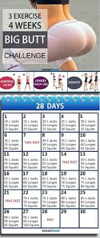 workout plan for beginners at home 3 exercise and 4 weeks butt workout plan for fast results butt