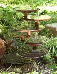 faire une fontaine cuisine une fontaine de jardin design quelques idées en photos fascinantes