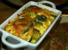 cuisiner le brocolis recette de flans de brocolis et cheddar