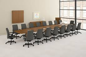 Hon Conference Table Hon Preside Medium Boardroom Transitional Conference Table