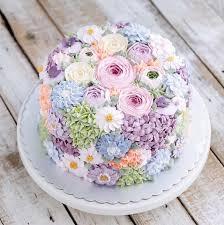 Decorating Cakes Best 25 Buttercream Cake Designs Ideas On Pinterest Buttercream