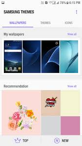 Galaxy Themes Store Apk | download and install samsung galaxy s8 launcher apk on samsung