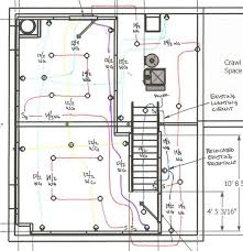 wiring adding recessed lighting to room with ceiling fan light