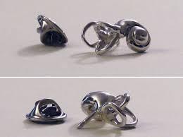 ear pin inner ear cochlea lapel pin 7dqzlu93j by mdavisstudios