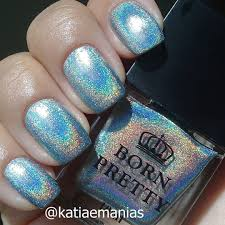 born pretty store blog selecting one holographic nail polish to