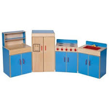 Wood Designs Play Kitchen Buy Wood Designs Classic 4 Play Kitchen Set In Cheap Price