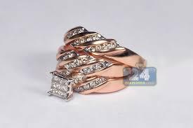 14k gold wedding ring sets 14k gold wedding ring sets mindyourbiz us