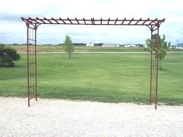 Metal Garden Arches And Trellises 84