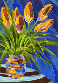 cubism flower painting 37 best cubism images on styles types and