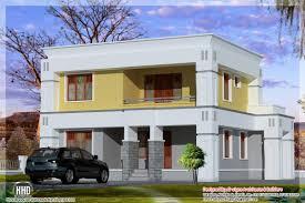 new home design box type tamilnadu house home building plans 7768