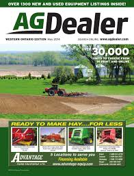 agdealer western ontario edition may 2014 by farm business