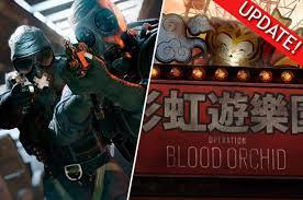 Tom Clancy Rainbow Six Siege Blood Orchid Dlc Rainbow Six Siege Blood Orchid Trailer Revealed Following