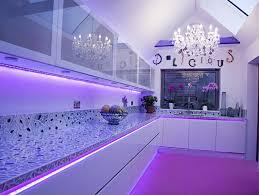 Kitchen Light Fixtures Led Enchanting Kitchen Led Lighting And Best 25 Led Kitchen Lighting