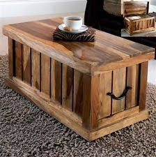 Wood Ottoman Simpli Home F 07 Avalon Coffee Table Ottoman With 4 Serving Trays