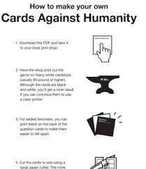 where to buy cards against humanity communizine