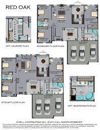 100 atrium floor plan 1 and 2 bedroom apartments in durham