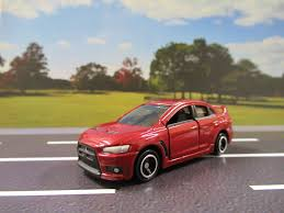 mitsubishi evolution 10 mitsubishi lancer evolution 10 2007 2015 tomica series no 67