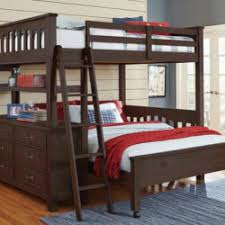 integrity bedroom large 3 full size low loft storage bed with