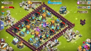 castle clash apk apk clash of clans hacked 6 407 2 retro server desktop solution