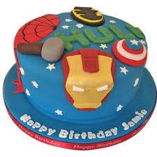 marvel birthday cake 89 95 buy online free uk delivery u2013 new