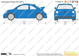 volkswagen beetle clipart the blueprints com vector drawing volkswagen beetle rsi