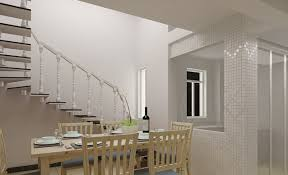 Below Stairs Design Villa Dining Room Design Under Stairs Download 3d House