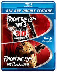 amazon com friday the 13th part iii friday the 13th part iv dbfe
