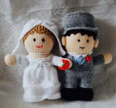 wedding gift knitting patterns knitted and groom knitting patterns
