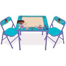 frozen erasable activity table disney doc mcstuffins on the go erasable activity table set with 3