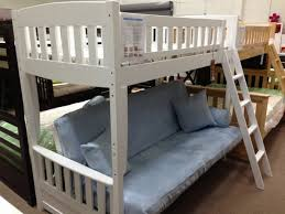 Bunk Beds  Metal Bunk Bed With Futon Full Over Futon Bunk Bed - Full over full bunk beds for adults