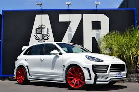 Porsche Cayenne Rims - car gallery
