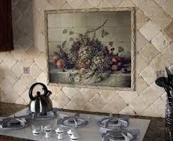 Tiles Of Kitchen - kitchen tiles with fruit design home design ideas