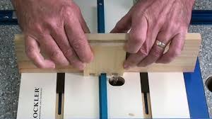 Finger Joints Wood Router by How To Rockler Box Joint Jig Dave Stanton Diy Woodworking