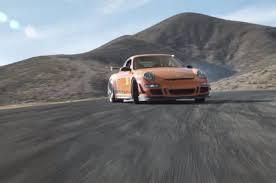 porsche 911 gt3 watch a porsche 911 gt3 rs drift around willow springs
