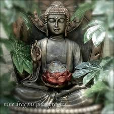 Asian Zen Decor by Buddha Photography Asian Art Green Buddha Photo Meditation Art