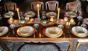 bargain decorating with laurie thanksgiving table ideas