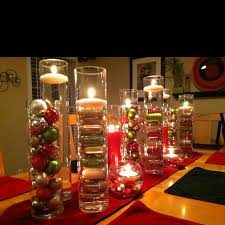 Best Centerpiece Ideas Images On Pinterest Centerpiece Ideas - Dining room table christmas centerpiece ideas