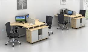 2 Person Computer Desk 2 Person Office Partition Workstation Home Office Computer Desk