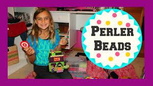 fun kids crafts perler bead creations youtube