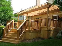 3 pergola ideas for deck 2451 hostelgarden net