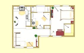 Small House Floorplans Checking Out An 800 Sq Ft Tiny To Us House Small Spaces