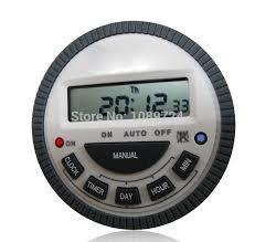 24 hr timer light switch 24 hours 7 days tm619 digital programmable timer switch 220v 16a
