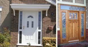Pvc Exterior Doors Front Doors Creative Ideas Coloured Upvc Front Doors