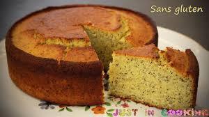 cuisiner sans gluten recette de gâteau sans gluten au citron et aux graines de pavot
