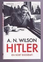 hitler kort biografi kort bokbörsen