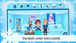 ice princess doll house games android apps on google play