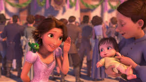 tangled animated series disney channel 2017 mary sue